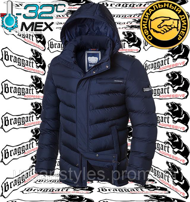 Мужская зимняя куртка на меху Braggart Aggressive
