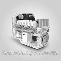 Дизельный двигатель Liebherr D9812