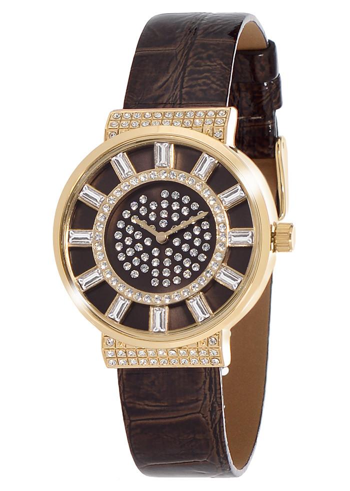 Жіночі наручні годинники Guardo 08470 GBrBr