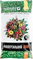 """Торфяной субстрат """"Универсальный"""" PEATFIELD ,40 л -выращивание рассады и цветов"""