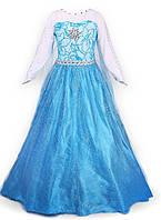 Карнавальный костюм платье принцессы Эльзы, фото 1