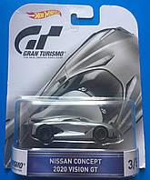 Коллекционная машинка Hot Wheels Nissan Concept 2020