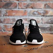 Женские кроссовки Adidas Iniki I-5923 Runner Black Haze, Адидас Иники Ранер I-5923, фото 3