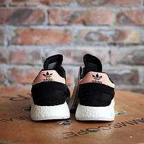 Женские кроссовки Adidas Iniki I-5923 Runner Black Haze, Адидас Иники Ранер I-5923, фото 2
