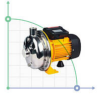 Насос центробежный циркуляционный для систем отопления, водоснабжения GTP 70/110D