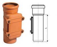 Ревизия канализационная Ostendorf 110 мм (арт. 220600) (наружная канализация)