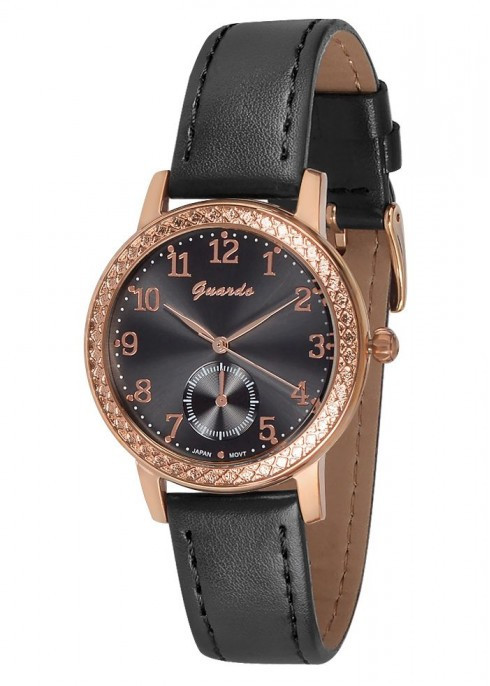 Жіночі наручні годинники Guardo 10420 RgBB