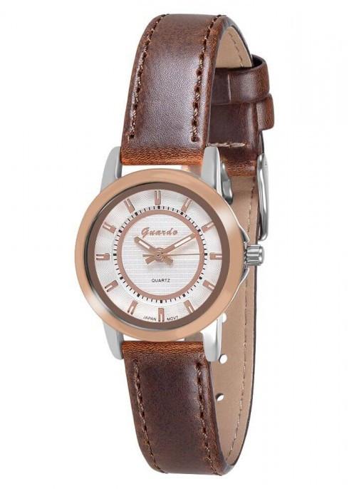 Жіночі наручні годинники Guardo 10523 RgsWBr