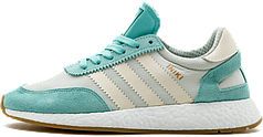 Женские кроссовки Adidas Iniki Runner Easy Green