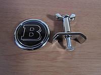 Эмблема на капот Mercedes B