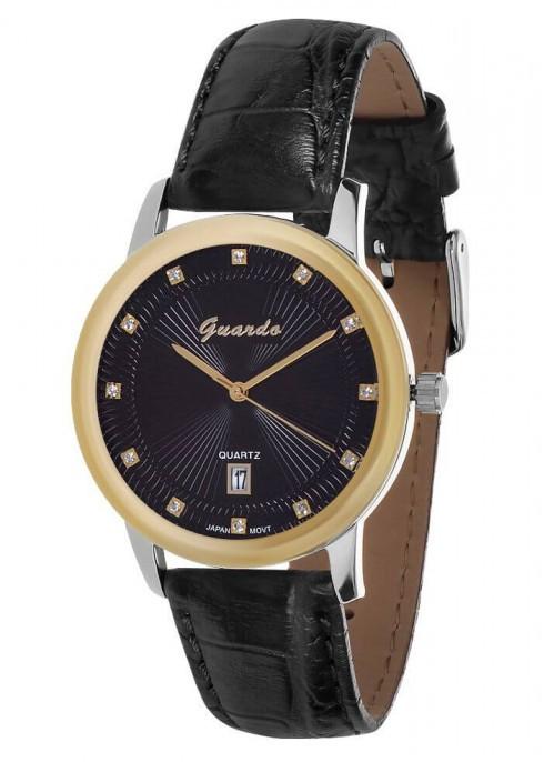Жіночі наручні годинники Guardo 10595 GsBB