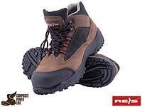 Рабочая мужская обувь REIS (RAW-POL) Польша (спецобувь, ботинки рабочие) BCH 43