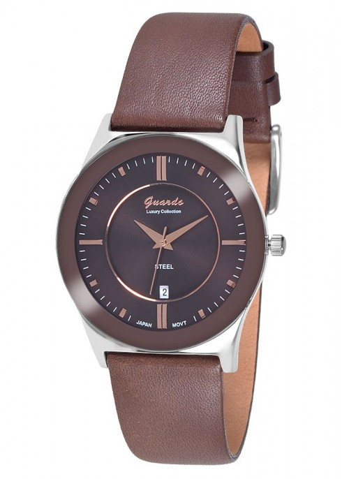 Жіночі наручні годинники Guardo S00551 SBrBr