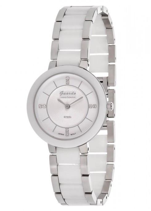 Жіночі наручні годинники Guardo S09294(m) SW