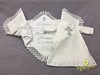 """Рубашечка для крещения """"Александр"""", фото 1"""