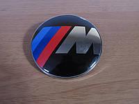 Эмблема на капот BMW M