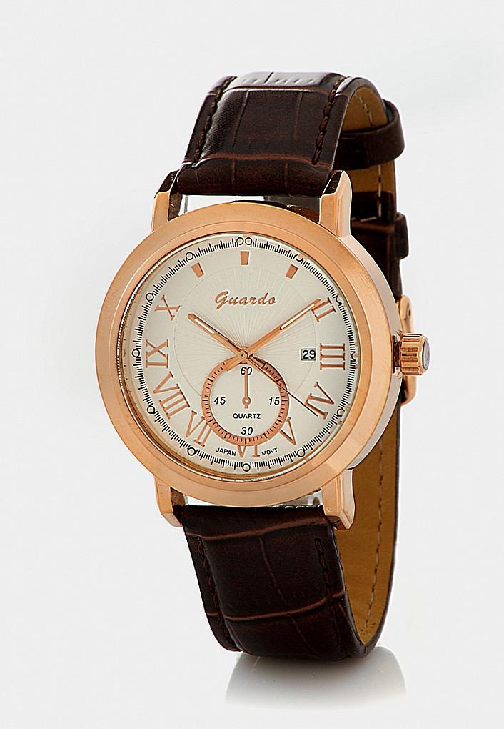 Мужские наручные часы Guardo 00694 RgWBr