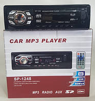 Автомагнитола SP-1248 USB/MP3/FM