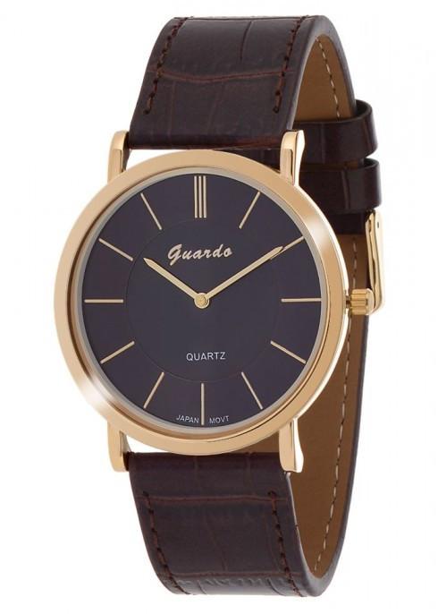 Мужские наручные часы Guardo 01563 GBrBr