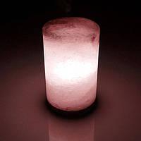 Соляная лампа BactoSfera SALTKEY CANDLE Red 4,5 кг