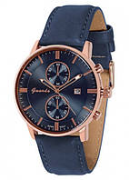 Чоловічі наручні годинники Guardo 06462 RgBlBl