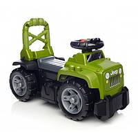 Автомобиль-Джип Mega Bloks зеленый
