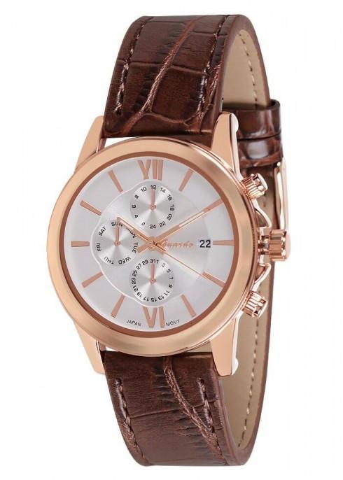 Мужские наручные часы Guardo 06846 RgWBr