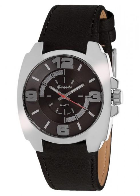Чоловічі наручні годинники Guardo 09109 SBB