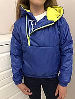 Куртка анорак для девочек. размер 134-164