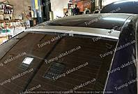 Спойлер на стекло Ауди А6 С5 бленда (спойлер заднего стекла Audi A6 C5