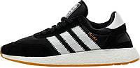 Мужские кроссовки Adidas Iniki Runner I-5923 Boost Black Gum BY9727, Адидас Иники Ранер I-5923