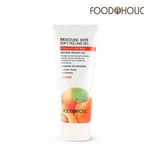 Натуральная абрикосовая пилинг-скатка FOOD A HOLIC Apricot Peeling Gel 180ml, фото 2