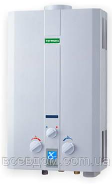 Газовая колонка Termaxi JSD 20 W-A1, 9,3 л. белая