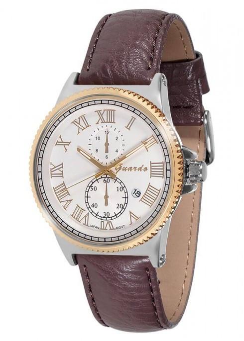 Мужские наручные часы Guardo 10421 RgsWBr