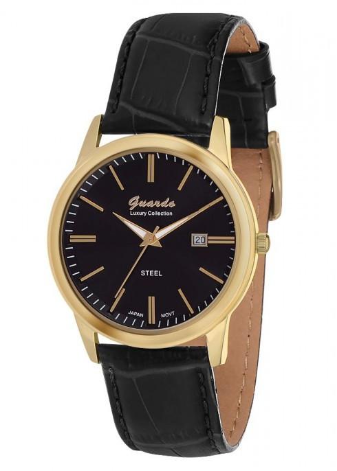 Мужские наручные часы Guardo S00547 GBB
