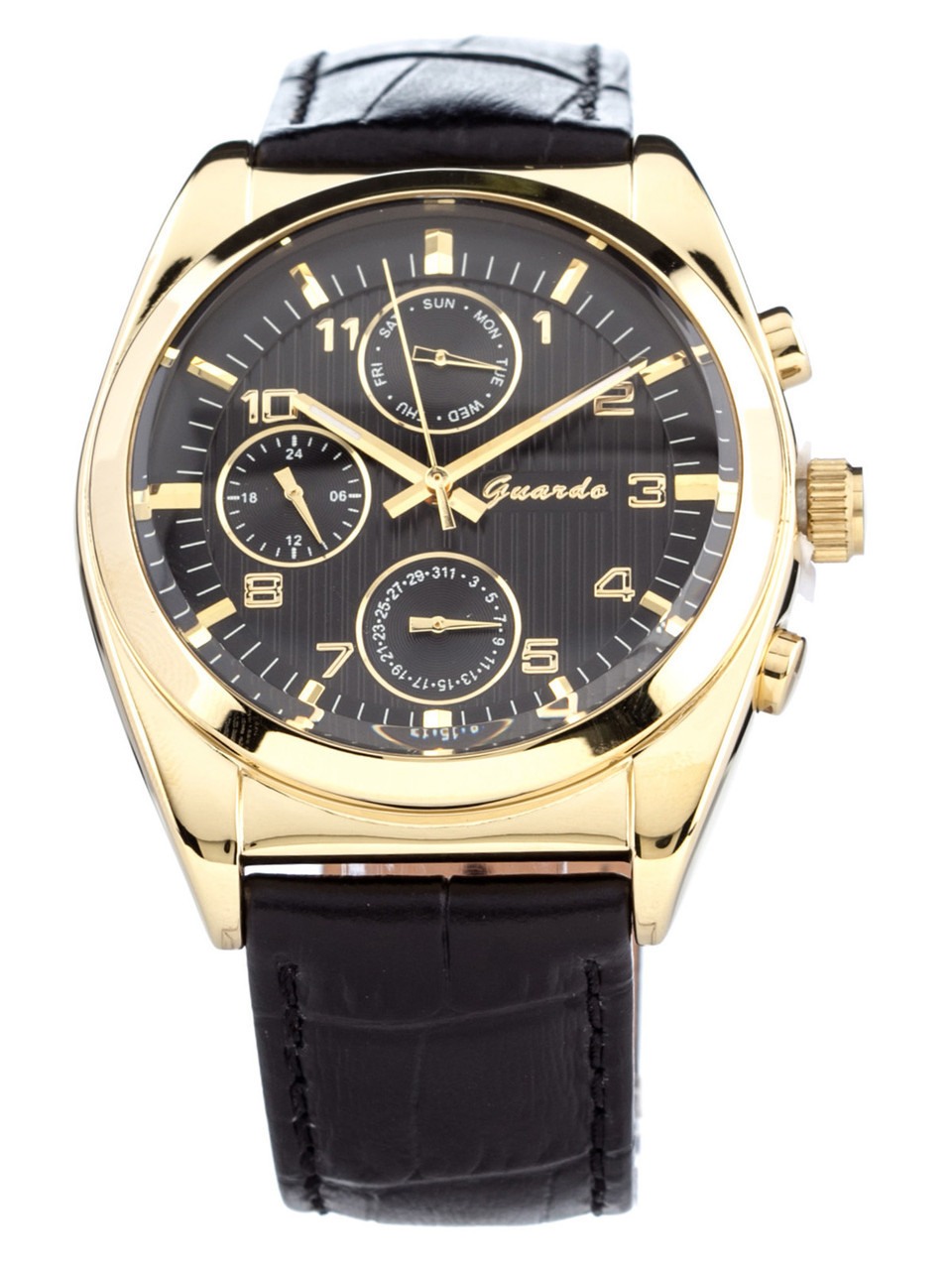 Мужские наручные часы Guardo S00749 GBB