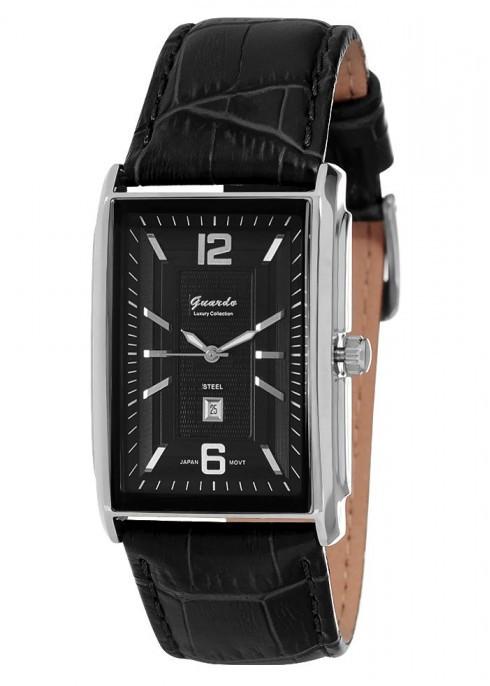 Мужские наручные часы Guardo S00824 SBB