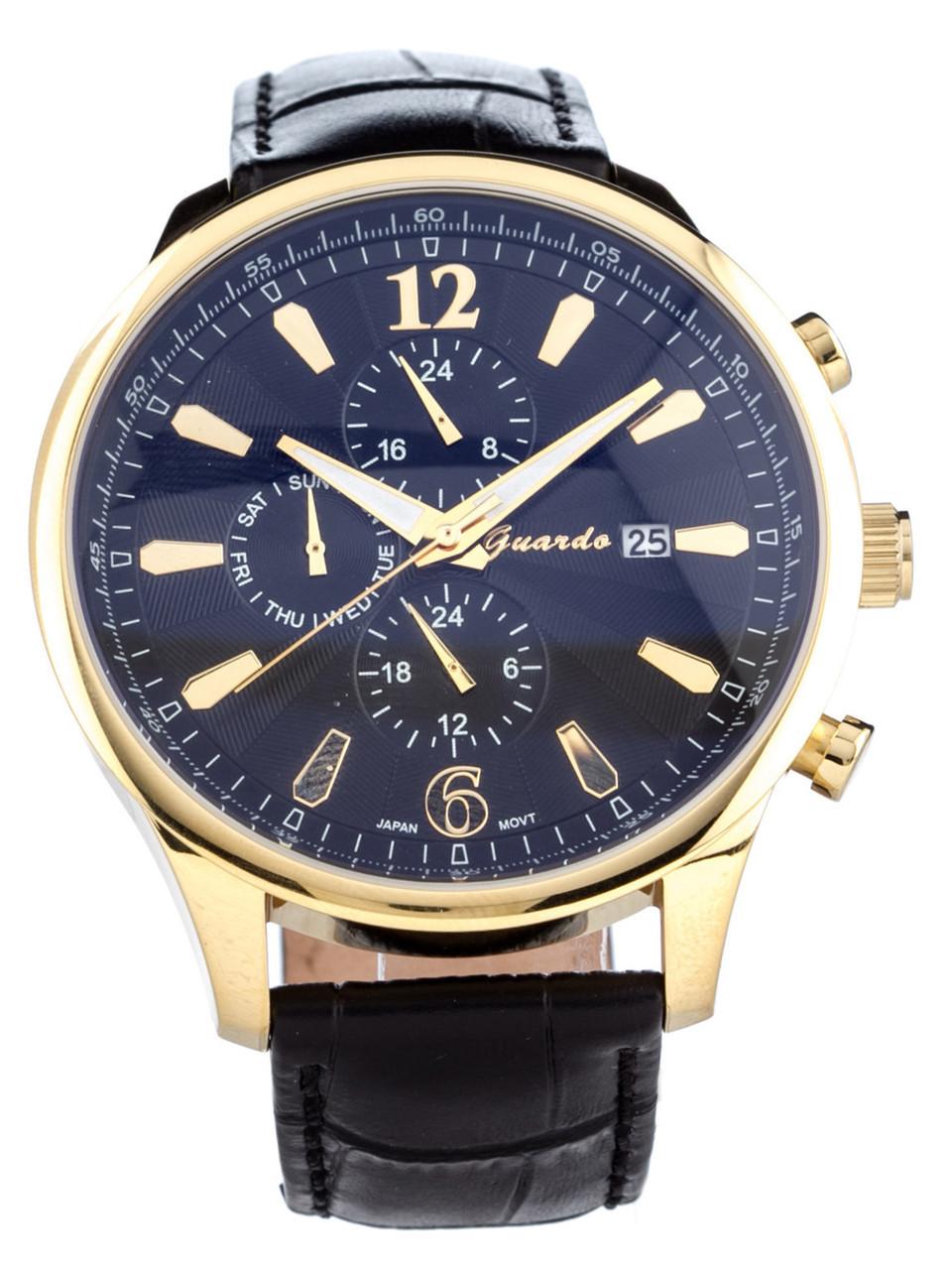 Мужские наручные часы Guardo S01032 GBB