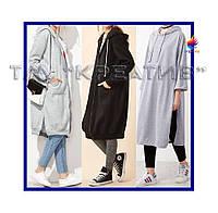 Пальто худи женское под заказ (от 50 шт.)