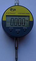 Цифровой индикатор часового типа ИЧЦ 0-12,7 мм (0,001 мм) в водозащитном корпусе IP54. Без ушка