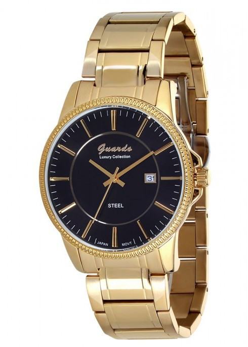 Мужские наручные часы Guardo S01272(m) GB
