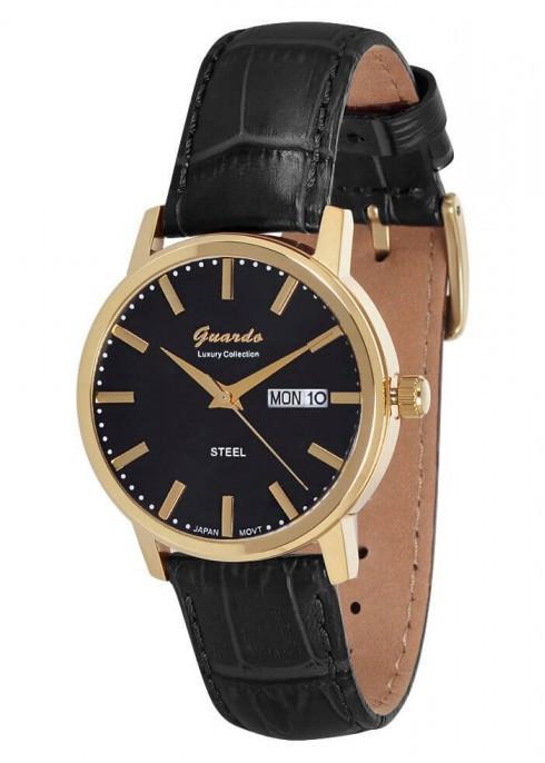 Мужские наручные часы Guardo S01393 GBB