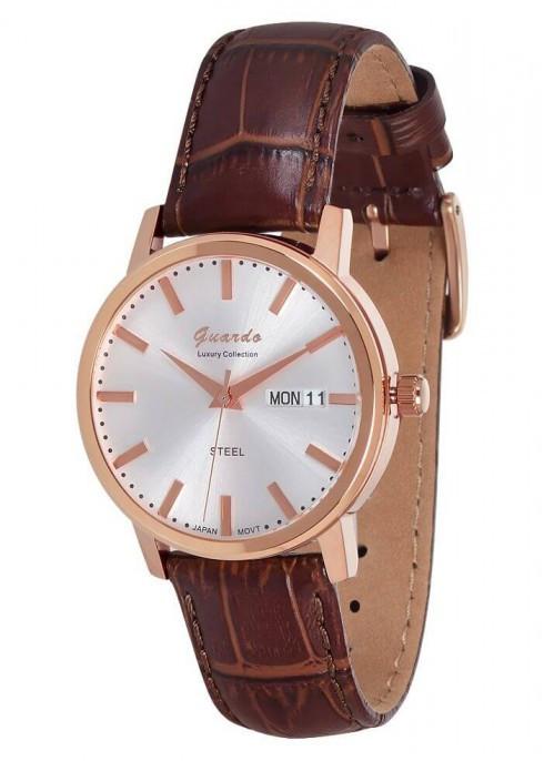 Мужские наручные часы Guardo S01393 RgWBr