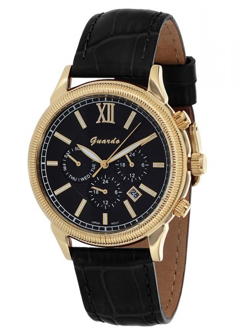 Мужские наручные часы Guardo S03647 GBB