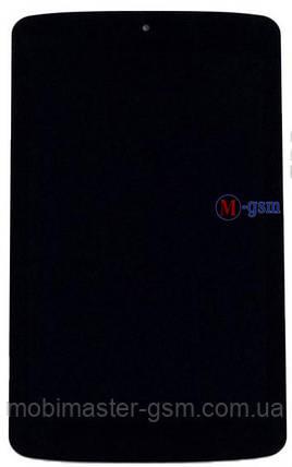 Дисплейный модуль LG G Pad F7.0 LK430 черный, фото 2