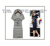 Платье-туника под заказ (от 50 шт)