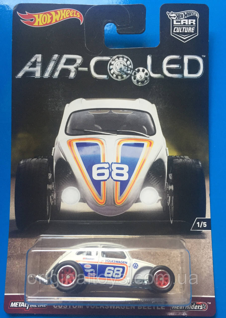 Коллекционная машинка Hot Wheels Volkswagen Beetle
