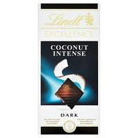Шоколад Lindt EXCELLENCE з кокосом