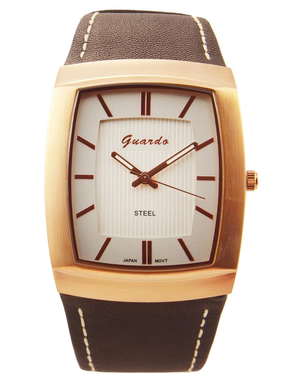 Мужские наручные часы Guardo S09309 RgWBr
