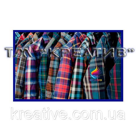 Рубашка в клетку (под заказ от 50 шт)